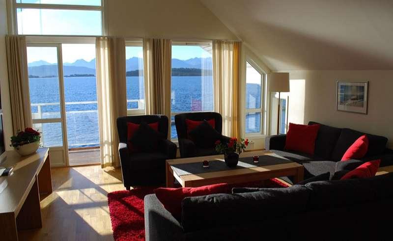 bergen molde fjordstuer top suite lounge