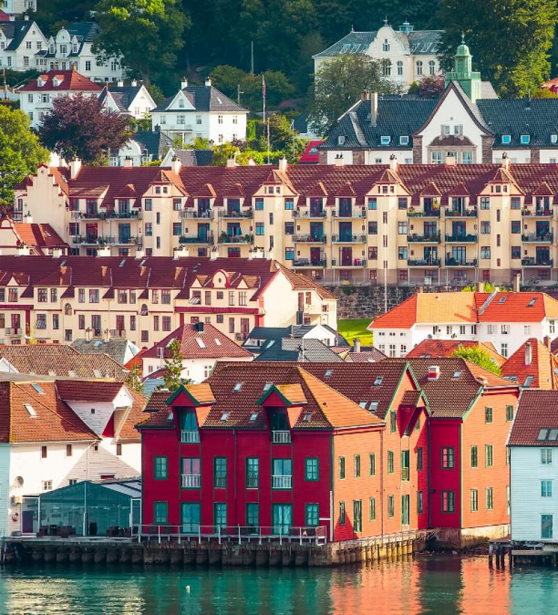 Architecture of Bergen