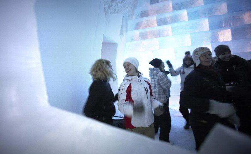 icehotel harvest festival celebrations in icebar lm