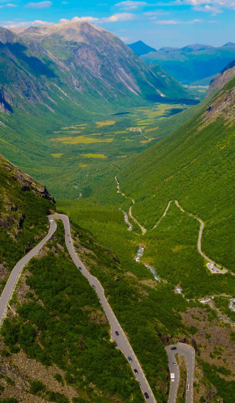 norway scenic route