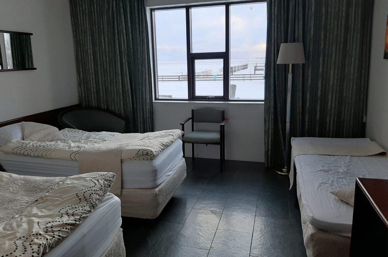 edu iceland hotel fljotshlid bedroom single beds