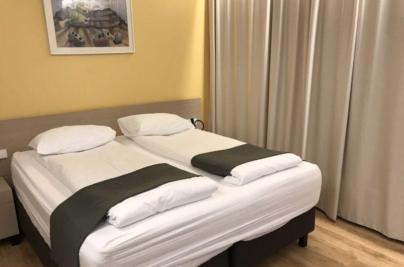 edu iceland hotel south coast bedroom