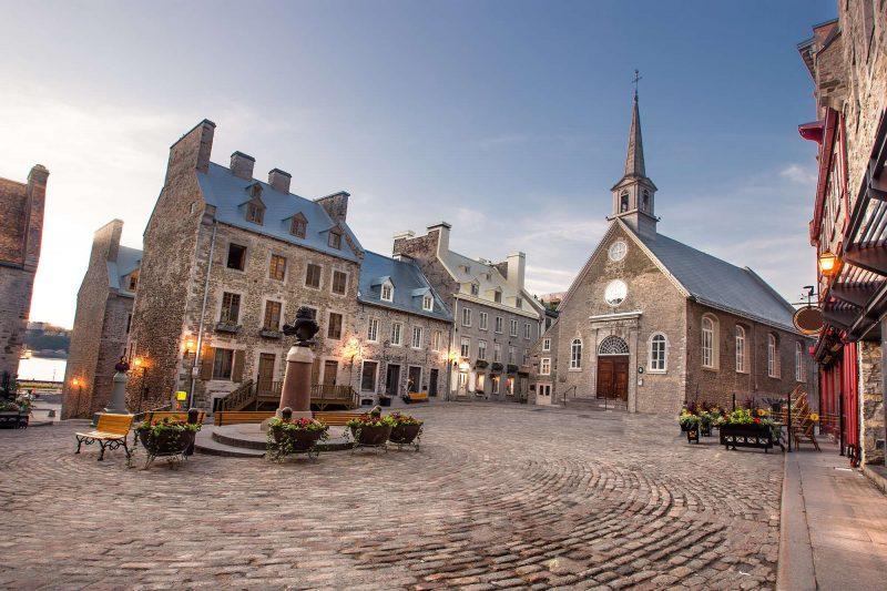 Petit Champlain, Québec City