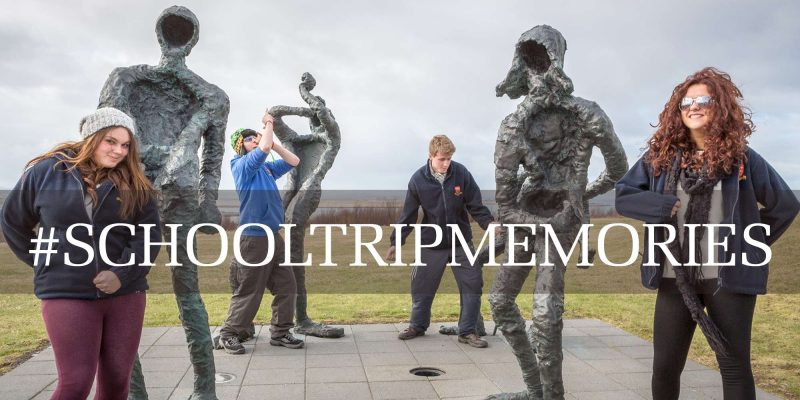 edu school trip memories campaign 2