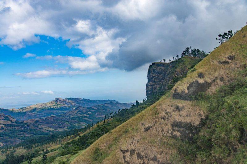 fiji mountainous interior istk
