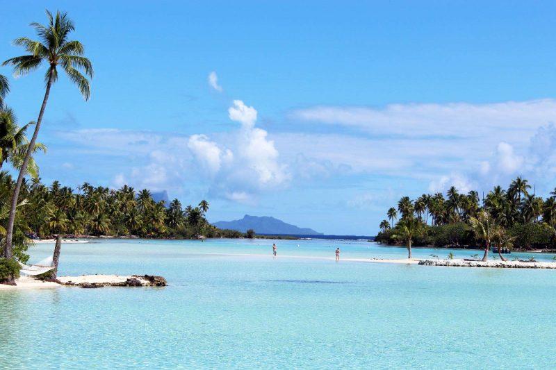 french polynesia motu tahaa beach astk