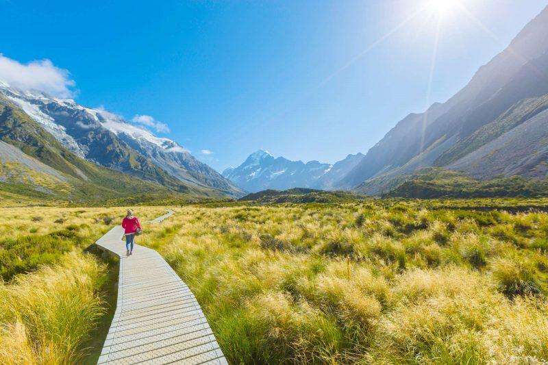 Aoraki Mt Cook National Park