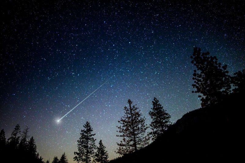 starry night sky istk