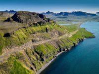iceland snaefellsnes road 54 to grundarfjordur rth
