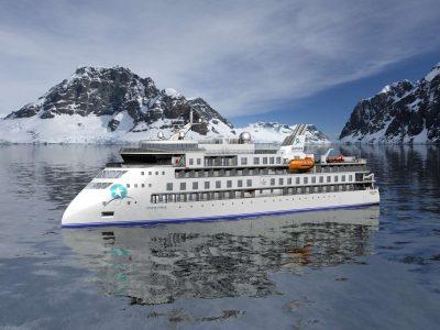 sylvia earle expedition ship exterior cgi