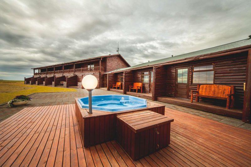 hotel ranga hot tub outside bedrooms