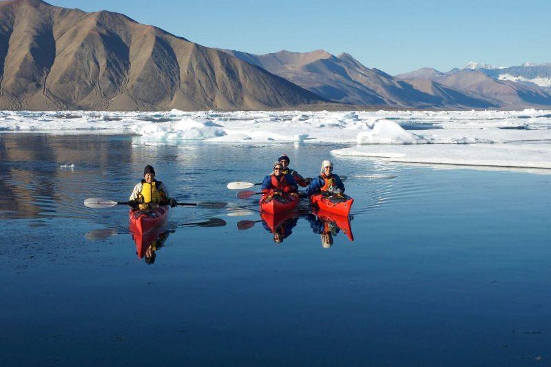 kayaking in greenland ae