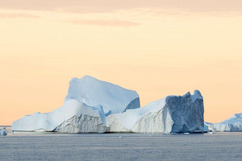 west greenland iceberg in disko bay albexp