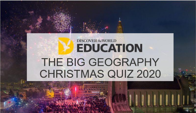 edu Big Geography Quiz Christmas 2020