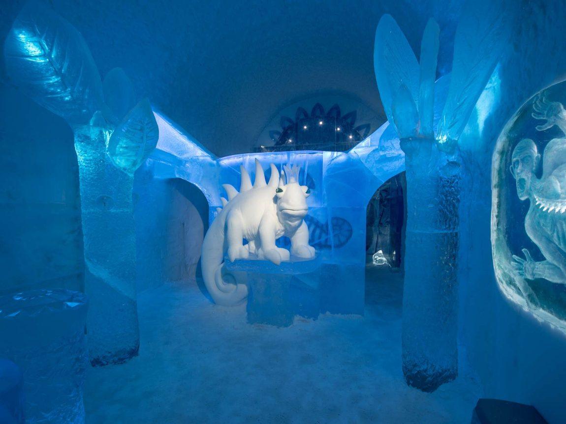 icehotel365 deluxe suite dreaming2 by kestutis vytautas musteikis ak