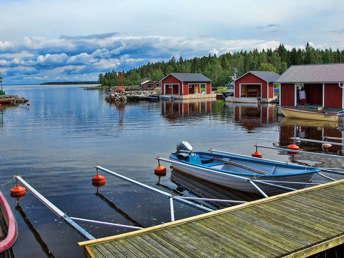swedish lapland lulea archipelago gr