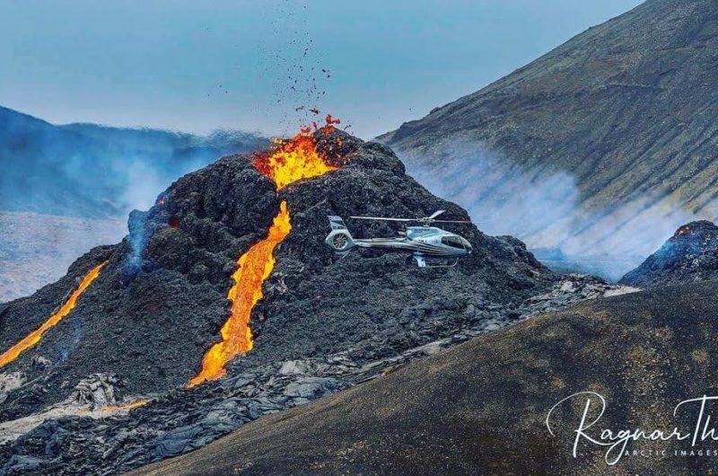 iceland fagradalsfjall eruption site 20mar2021 by rth sigurdsson