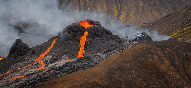 iceland fagradalsfjall eruption site mar21 by rth sigurdsson
