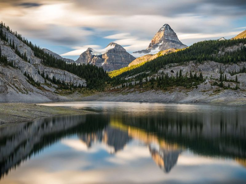 canada mt assiniboine provincial park alberta astk