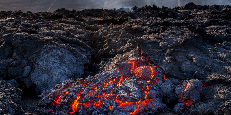 iceland new lava fagradalsfjall eruption apr21 by rth sigurdsson