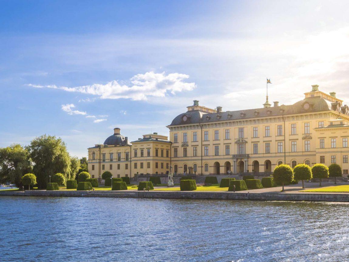 sweden drottningholm palace summer stockholm astk