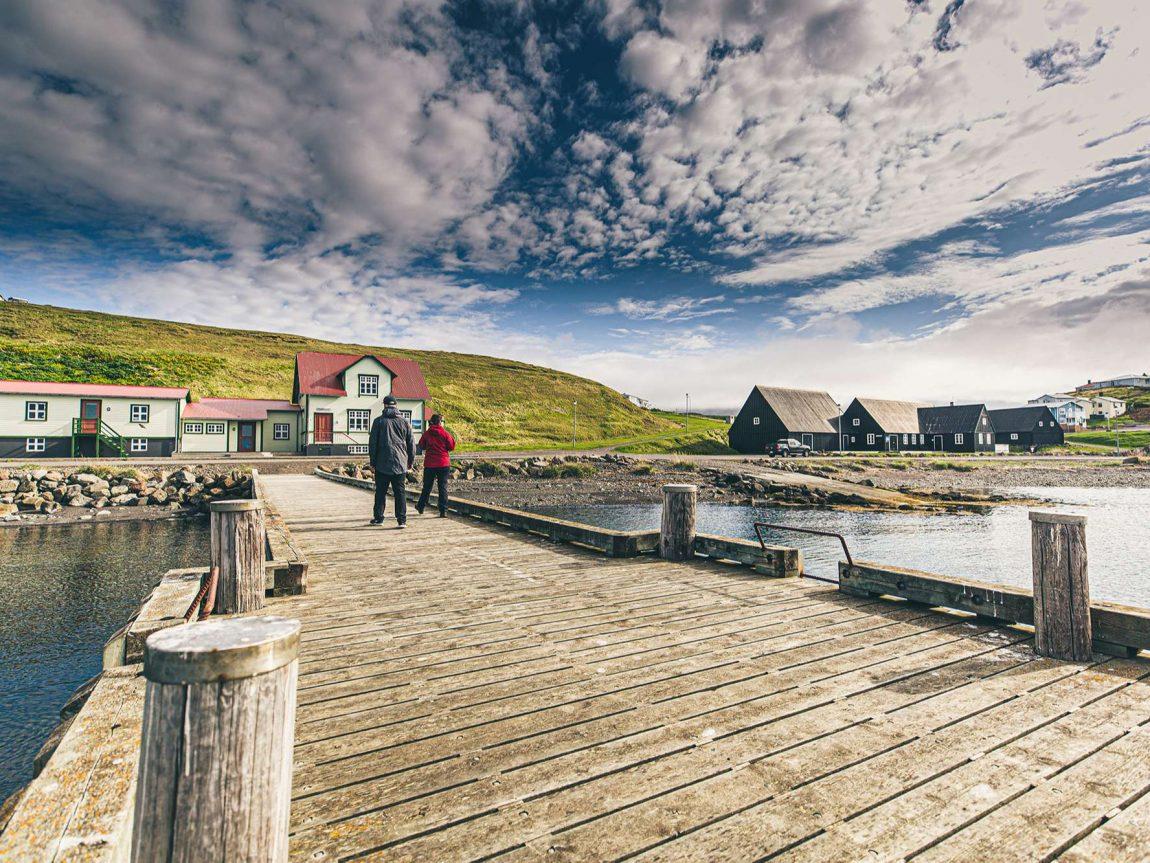 north iceland hofsos jetty skagafjordur nitb