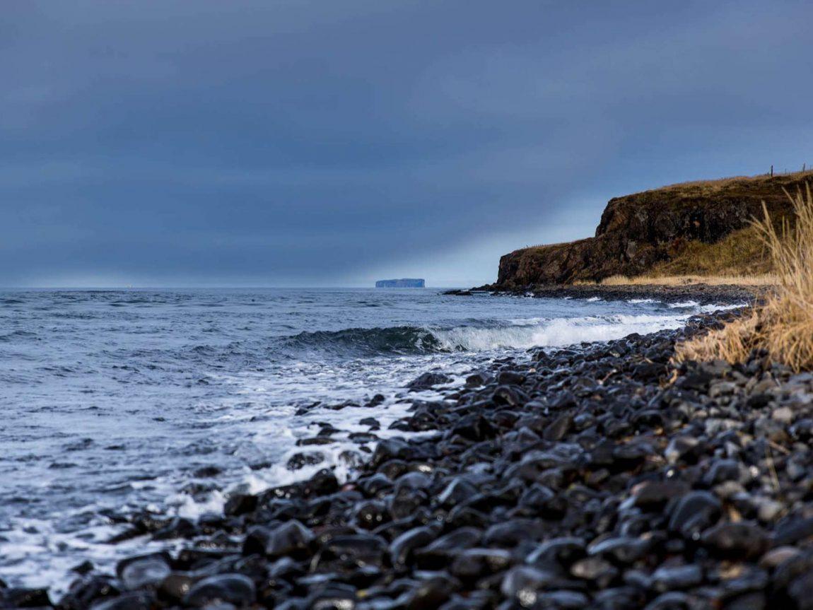 north west iceland pebble beach at brimslod nitb