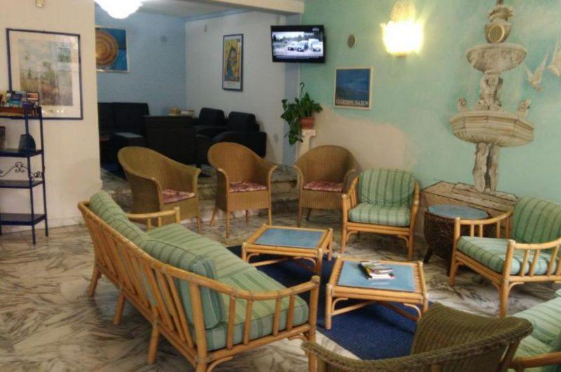 edu villa athena Communal space