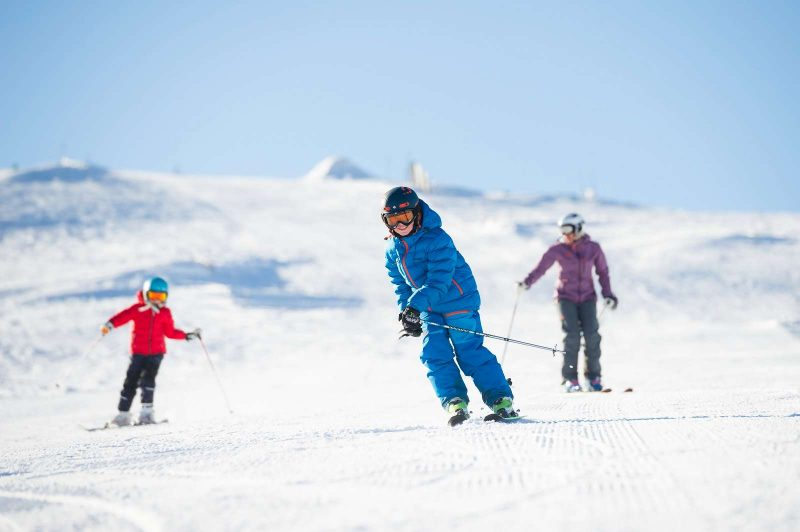 norway trysil family adventure children skiing skiscan