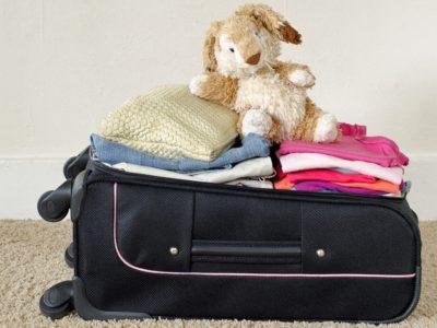 edu packing suitcase kit